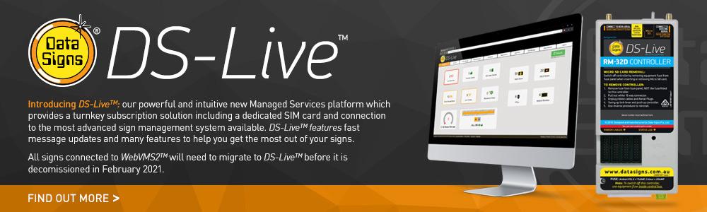 DS-Live Intro